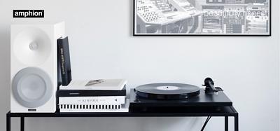 Aria Audio 雅詠音響代理的揚聲器品牌 Amphion Speaker Brand