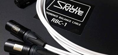 Aria Audio 雅詠音響代理的電子器材品牌 Electronics Brand Soulnote 線材及配件 Cables Accessory