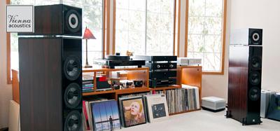 Aria Audio 雅詠音響代理的揚聲器品牌 Speaker Brand Vienna Acoustics 維也納