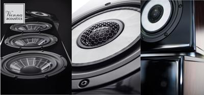 Aria Audio 雅詠音響代理的揚聲器品牌 Speaker Brand Vienna Acoustics 維也納 Imperial Series