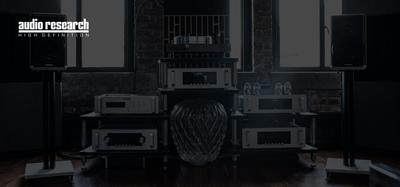 Aria Audio 雅詠音響代理的放大器品牌 Electronic Brand Audio Research ARC