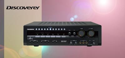 Aria Audio 雅詠音響代理的品牌 Discoverer