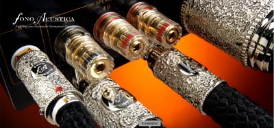 Aria Audio 雅詠音響代理的線材品牌 Cable Brand Fono Acustica