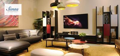 Aria Audio 雅詠音響代理的揚聲器品牌 Speaker Brand Sensasound