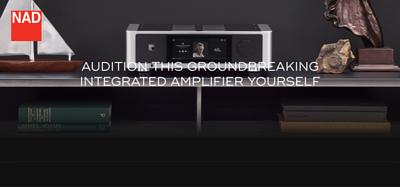 Aria Audio 雅詠音響代理的電子器材品牌 Electronics Brand NAD