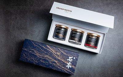 石本工作室 Ishimoto Atelier 2021醬料禮盒 干貝XO醬與番茄辣椒醬