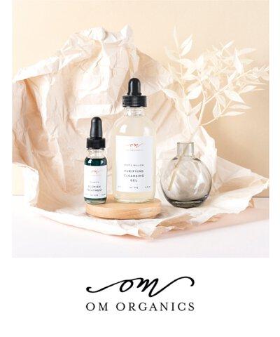 OM ORGANICS Skincare