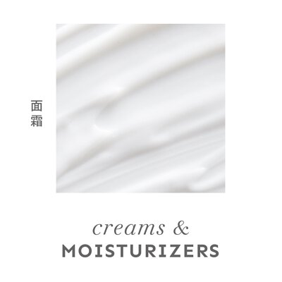 Shop creams and moisturizers