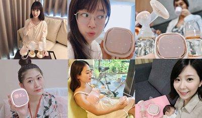 歐麗吸乳器推薦, 媽媽的心頭愛歐麗擠奶器