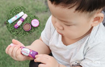 The must-have baby skincare-Cindora Sesame Ointment