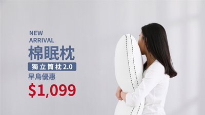 朵法亞,darphia,枕頭,獨立筒,棉眠枕,新品,早鳥,優惠,限時優惠,活動,台灣製造