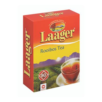 Laager Pure Rooibos 80 tagless teabags