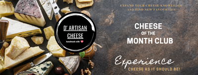 D Artisan Cheese of the Month Club