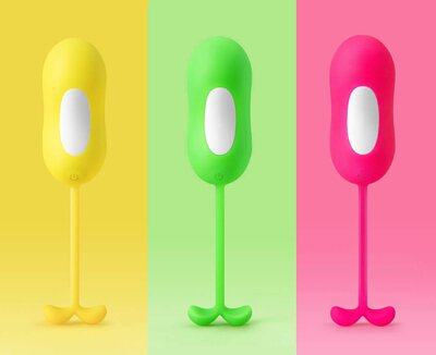 Kegel Balls Exercise Vibrator Wireless Remote Silicone Ben Wa Balls for Beginners & Advanced - fmrealm.com