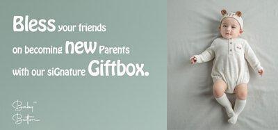 Newborn And Birthday Giftbox