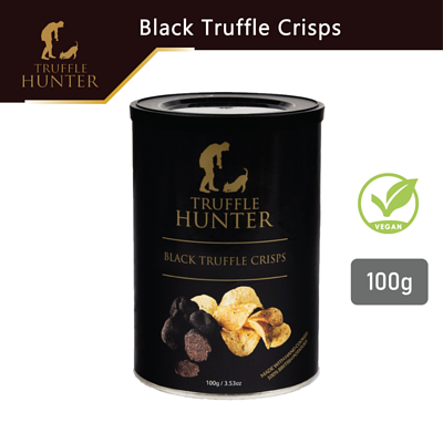 Black Truffle Crisps 100g