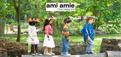 日本針織童裝品牌Ami Amie