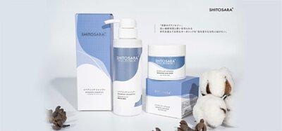 SHITOSARA+ 鬆潤結構護髮