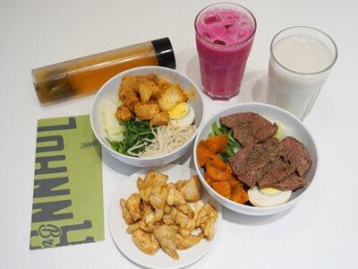 強尼兄弟 JohnnyBro 板橋市府店,健康餐,健身餐,台北美食,台北健康餐
