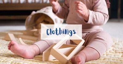 嬰幼兒衣服