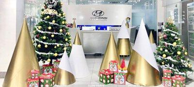 Dịch vụ Trang trí sự kiện Noel